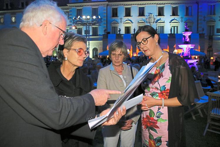 """Gloria von Thurn und Taxis unterstützt Projekt """"Kulturgut Samson"""""""