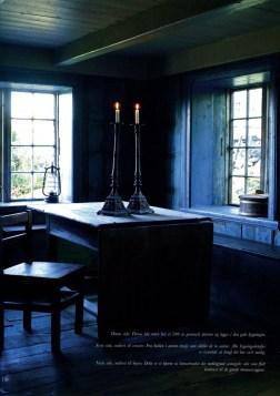 Kulturhaven, Motiv fra den blå stue i Kulturhaven foto: Espen Grønlie