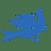 Kulturhavens blå fugl