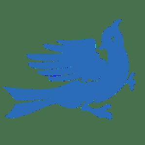 Kulturhaven, Kulturhavens blå fugl