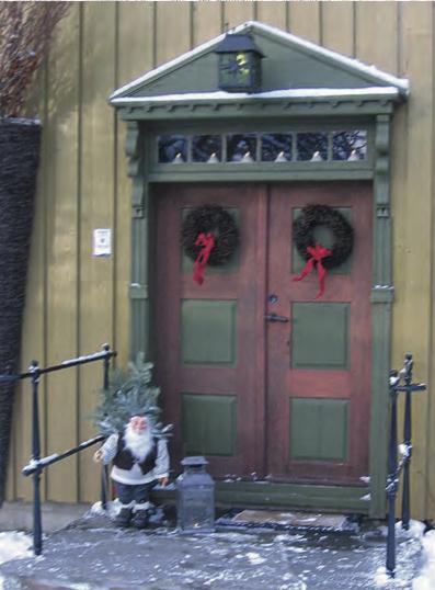 Kulturhaven, Jul i kulturhaven