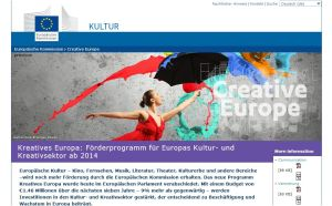 Creative Europa
