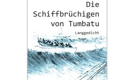 """Reimer Boy Eilers liest aus """"Die Schiffbrüchigen von Tumbatu"""""""
