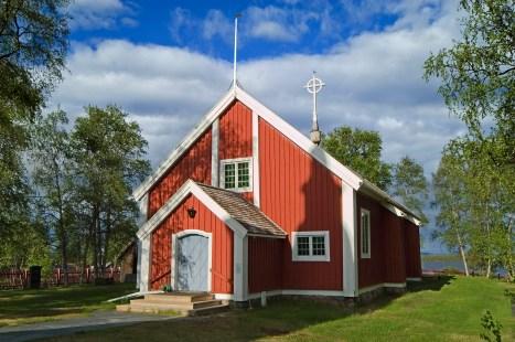 Nbm 2007:289:1 Jukkasjärvi kyrka, Kiruna kommun