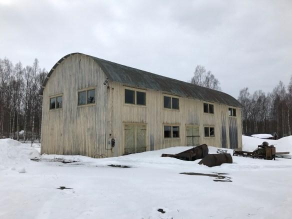 Magasin i Båtskärsnäs