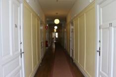 Korridor på Järnvägshotellet. Foto: Sophie Nyblom ©Norrbottens museum