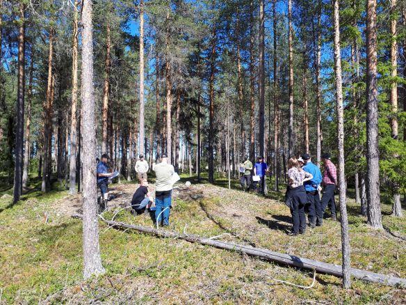 Utbildning Lappgraven i Medle