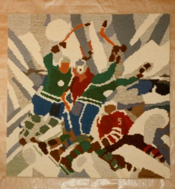 04. Björn Blomberg, Ishockeyspelare. Fotot försvaras hos Norrbottens Föreningsarkiv, ark. nr. 2676