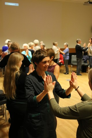 Seminar om dans og rytmisk trening