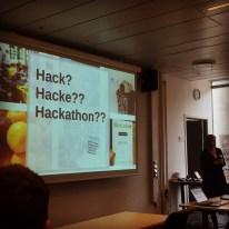pre-hack 2015