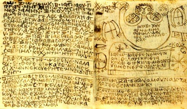 Книга,которой больше 1300 лет.