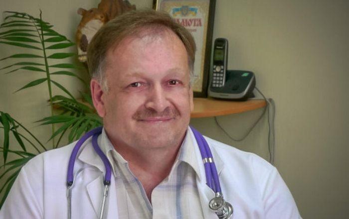 Юрий Зинчук всю жизнь проработал в медицине.