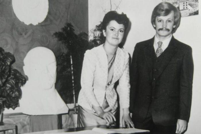 Свадьба Юрия и Галины.