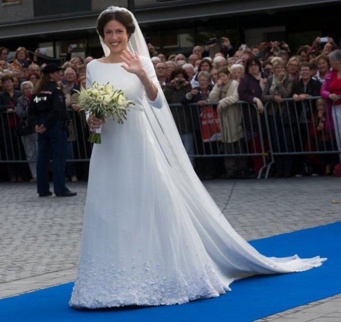 Свадьба принца Хайме и Виктории Червеняк, 2013 год.