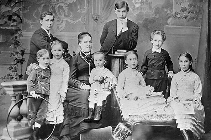 Константин Станиславский в кругу семьи | Фото: 24smi.org