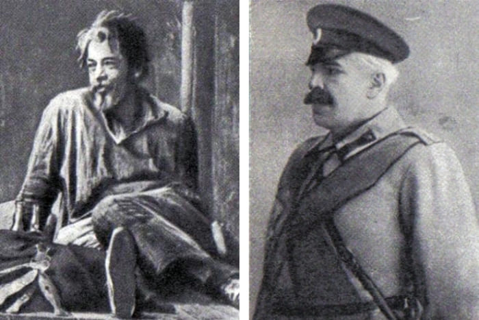 Константин Станиславский в спектаклях *На дне* и *Три сестры* | Фото: 24smi.org