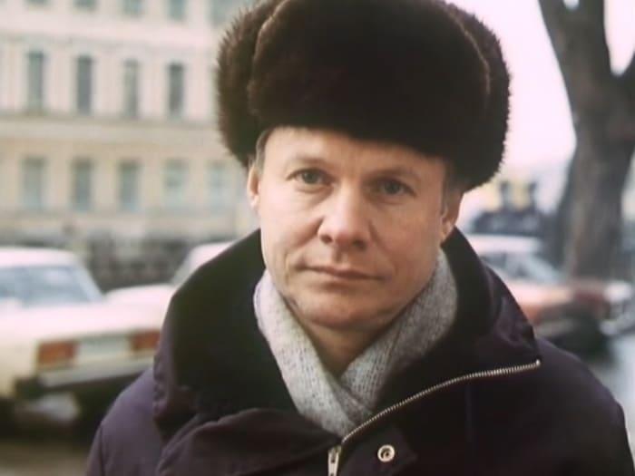 Виталий Соломин в фильме *Зимняя вишня*, 1985 | Фото: kino-teatr.ru