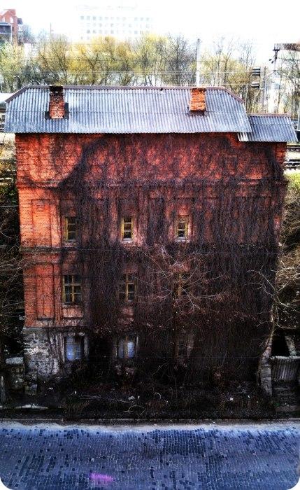 Дом с привидениями в Тернополе.   Фото: press-centr.com.