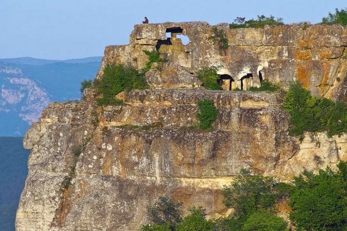 Мангуп-кале./ Фото: tropykryma.com