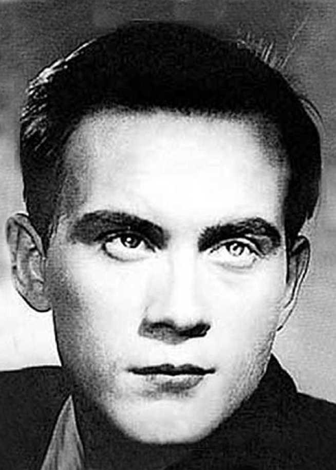 Евгений Моргунов в юности. / Фото: www.bulvar.com.ua