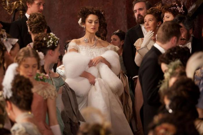 Кадр из фильма «Анна Каренина», режиссёр Джо Райт, 2012 год. / Фото: www.filmosha.com