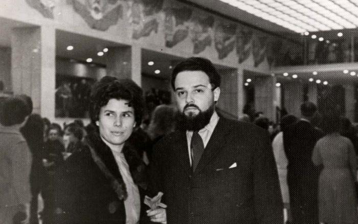 Протоиерей Александр Мень и матушка Наталия. / Фото: www.pravmir.ru
