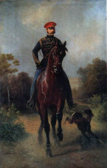 Заядлый охотник Александр II./Фото: bibliotekar.ru