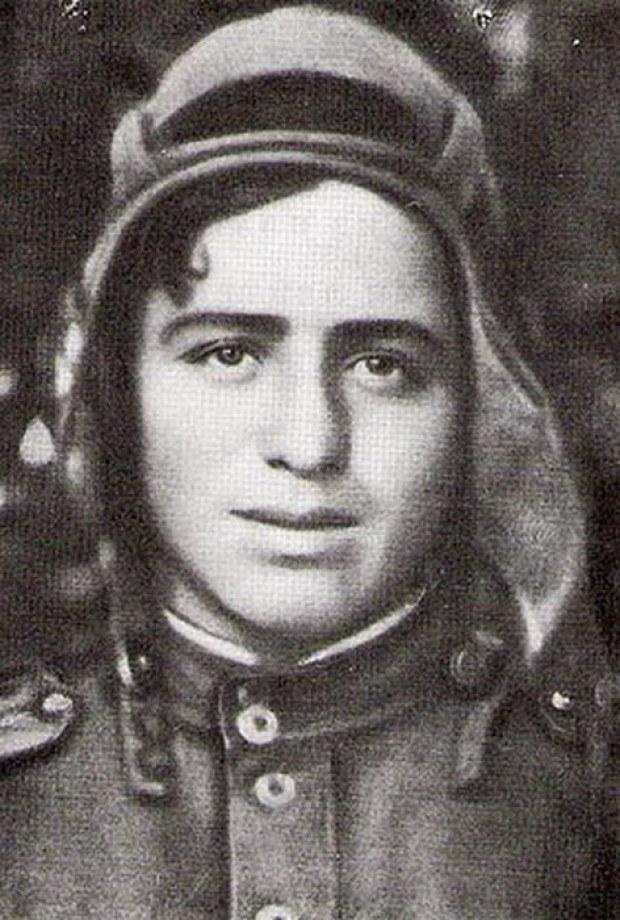 Ион Лазаревич  Деген.