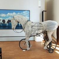 #Kunst trifft #Nachhaltigkeit trifft #Mobilität #Ausstellung #Hamburg