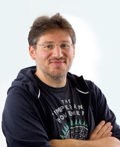 Der Datenforensiker Andree Thieltges credits: FoKoS