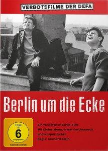 """DVD-Cover von """"Berlin um die Ecke"""" (Foto: Icestorm Entertainment)"""