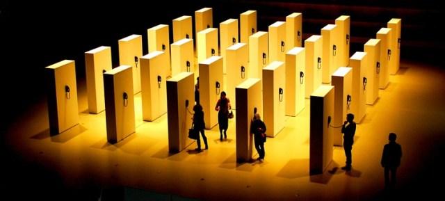 Bienale in Shanghai