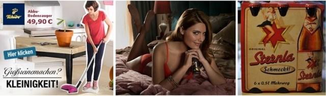 Frauenbilder in der Werbung