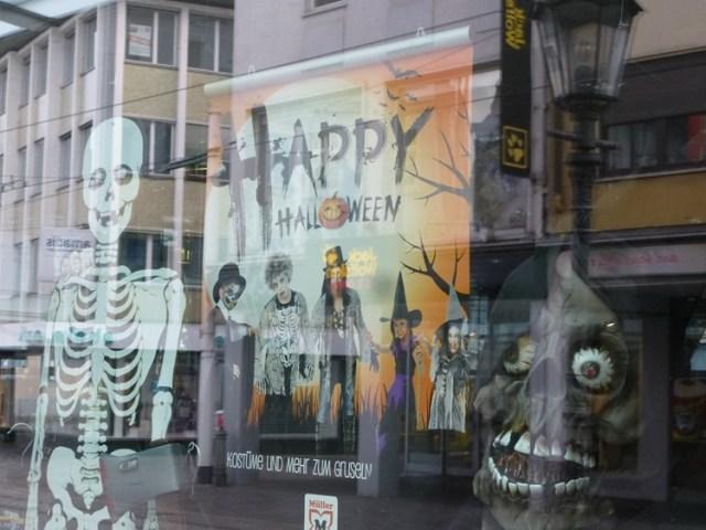 Halloween - jetzt ein deutsches Fest?
