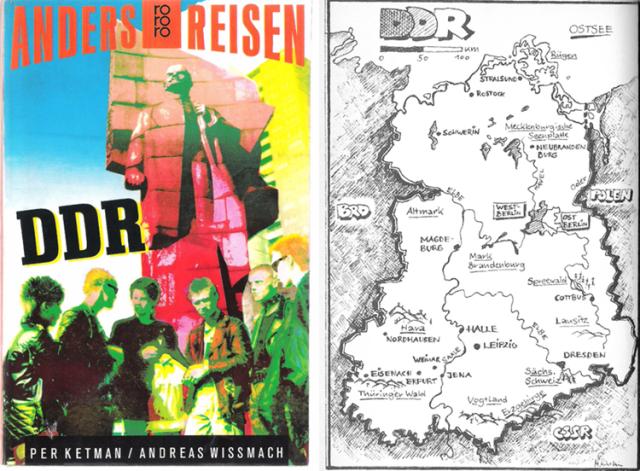 Reiseführer in das andere Deutschland
