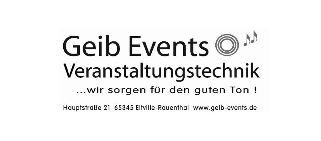Geib Events