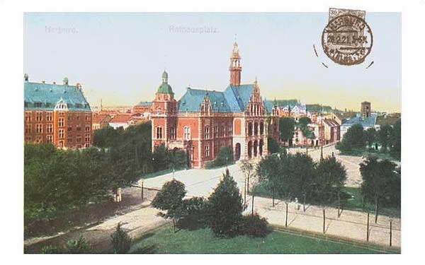 120 Jahre Harburger Rathaus