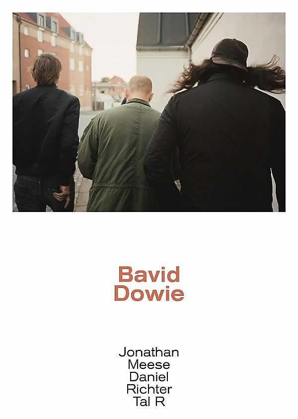 MEESE – RICHTER – TAL R | Bavid Dowie