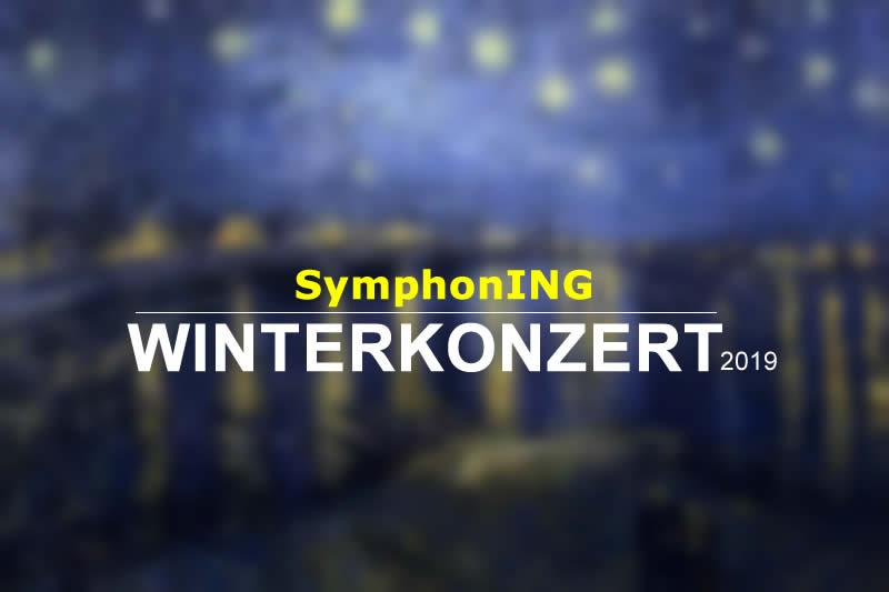 SymphonING – Winterkonzert 2019