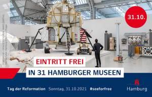 SeeForFree | Freier Eintritt in Hamburger Museen