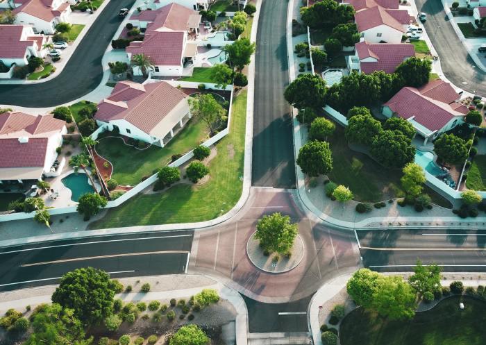 海外分譲住宅では戸建てでも管理組合があります。