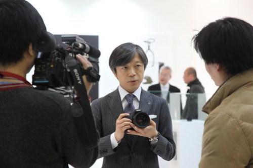 Mr. Kazuto Yamaki, COO of Sigma Corporation.