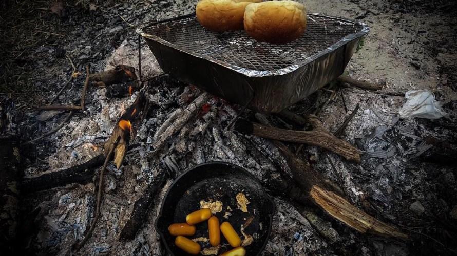 釣りをするならキャンプもおすすめ?手軽に始める焚き火キャンプを紹介!