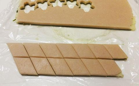 三色クッキー 作り方