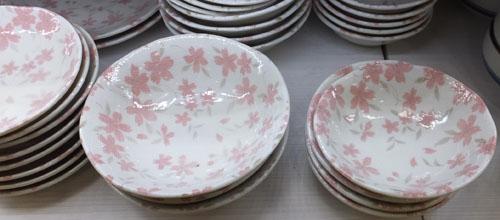 キャンドゥ 桜 食器