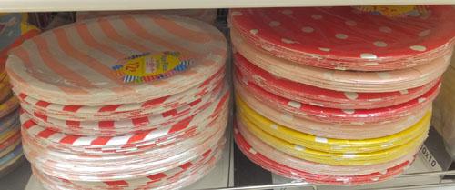 ダイソー 紙皿