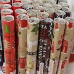 ダイソー クリスマス 包装紙