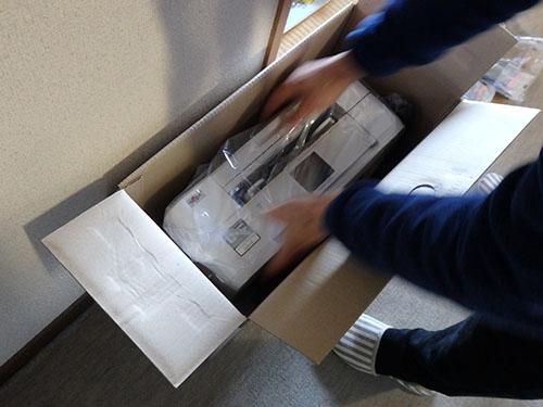ブラザー プリンター レーベル印刷 dcp-j767n