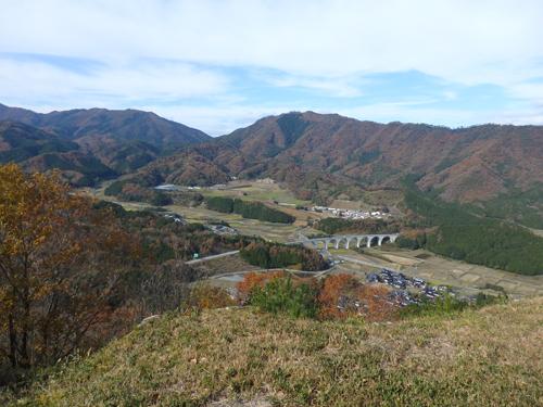 竹田城跡 紅葉 バスツアー