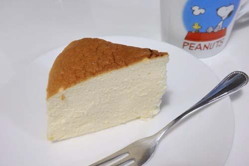 りくろーおじさん チーズケーキ 食べ方